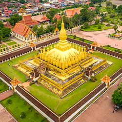 ข้อมูลเที่ยวลาว : พระธาตุหลวง (Pha That Luang)