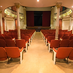 ข้อมูลเที่ยวมาเก๊า : โรงละครดอมเปโดร (Dom Pedro V Theatre)