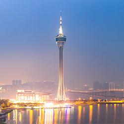 ข้อมูลเที่ยวมาเก๊า : มาเก๊าทาวเวอร์ (Macau Tower)