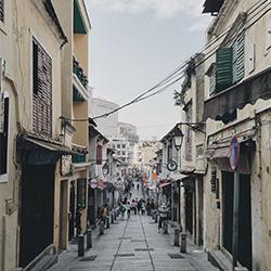 ข้อมูลเทึ่ยวมาเก๊า : บ้านแมนดารินมาเก๊า (Mandarin House in Macau)