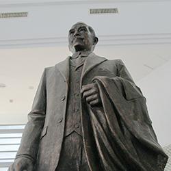 ข้อมูลเที่ยวมาเก๊า : พิพิธภัณฑ์ ดร. ซุน ยัตเซ็น  (Dr.Sun-Yat Sen Museum)