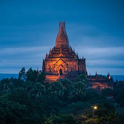 ข้อมูลเที่ยวพม่า : มิงกาลาเจดีย์ (Mingala Zedi Pagoda)