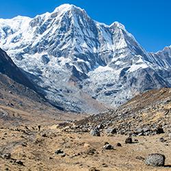 ข้อมูลเที่ยวเนปาล : เทือกเขาหิมาลัย  (Himalaya Range)