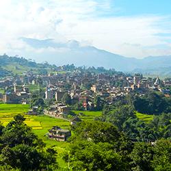 ข้อมูลเที่ยวเนปาล : หมู่บ้านสิรุพารี (Sirubari Village)