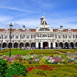 ข้อมูลเที่ยวนิวซีแลนด์ : ดะนีดิน  (Dunedin)