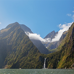 ข้อมูลเที่ยวนิวซีแลนด์ : อุทยานแห่งชาติฟยอร์ดแลนด์(Fiordland National Park)
