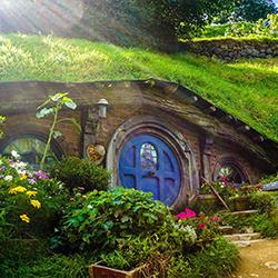 ข้อมูลเที่ยวนิวซีแลนด์ : หมู่บ้านฮอบบิท (Hobbit) เมืองมาทามาท่า
