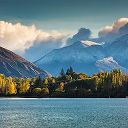 ข้อมูลเที่ยวนิวซีแลนด์ : ทะเลสาบวานาก้า (Lake wanaka)