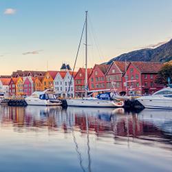 ข้อมูลเที่ยวนอร์เวย์ : แบร์เกน (Bergen)