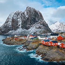 ข้อมูลทั่วไปประเทศนอร์เวย์(Norways)