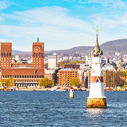 ข้อมูลเที่ยวนอร์เวย์ : ออสโล(Oslo)