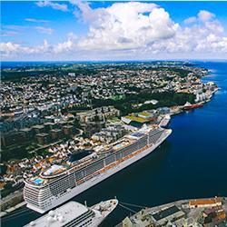 ข้อมูลเที่ยวนอร์เวย์ : สตาวังเงร์ (Stavanger)