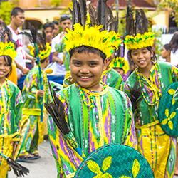 ข้อมูลเที่ยวฟิลิปปินส์ : ข้อมูลประเทศฟิลิปปินส์ - ศิลปะ / วัฒนธรรม / ประเพณี