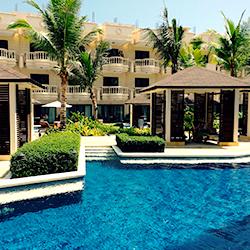 ข้อมูลเที่ยวฟิลิปปินส์ : โรงแรม Henann Lagoon Resort ประเทศฟิลิปปินส์