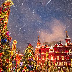 รู้ไว้ก่อนไปเที่ยว : ปีใหม่ที่รัสเซีย