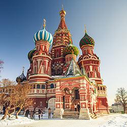ข้อมูลเที่ยวรัสเซีย : ข้อมูลทั่วไปประเทศรัสเซีย (Russia)
