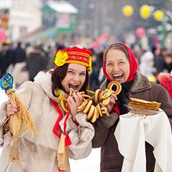 ข้อมูลเที่ยวรัสเซีย : วันหยุดสำคัญของรัสเซีย