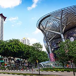 ข้อมูลเที่ยวสิงคโปร์ : ช้อปปิ้งบนถนนออชาร์ด (Orchard)
