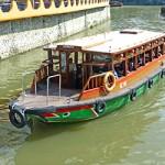 ข้อมูลเที่ยวสิงคโปร์ : Bumboat