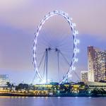 ข้อมูลเที่ยวสิงคโปร์ : Singapore Flyer ชมวิวสิงคโปร์แบบ 360 องศา