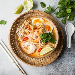 ข้อมูลเที่ยวสิงคโปร์ : อาหารเมืองสิงคโปร์