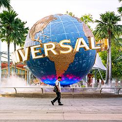 รีวิวเที่ยว กับทัวร์ Thaifly (Review Trip) : เที่ยวยูนิเวิร์ลซัล สตูดิโอ สิงคโปร์ (Universal Studio Singapore)