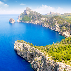 ข้อมูลเที่ยวสเปน : มาจอร์กา(MAJORCA)
