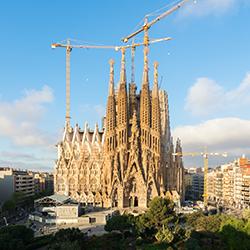 ข้อมูลเที่ยวสเปน : ซากราดาฟามีเลีย