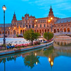 ข้อมูลเที่ยวสเปน : เมืองเซบียา (Sevilla)