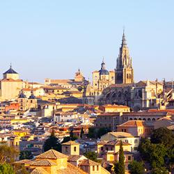 ข้อมูลเที่ยวสเปน : เมืองโตเลโด (Toledo)