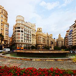 ข้อมูลเที่ยวสเปน : เมืองวาเลนเซีย (Valencia)