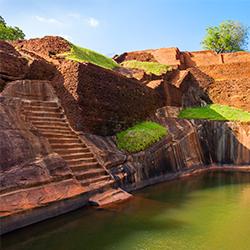 ข้อมูลเที่ยวศรีลังกา : เมืองสิกิริยา พระราชวังลอยฟ้า (Sigiriya)