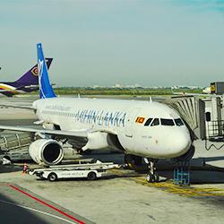 ข้อมูลเที่ยวศรีลังกา : ข้อมูลสายการบินสำหรับการไปศรีลังกา