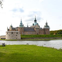 ข้อมูลเที่ยวประเทศสวีเดน :  ปราสาทคาลมาร์ (Kalmar Castle)