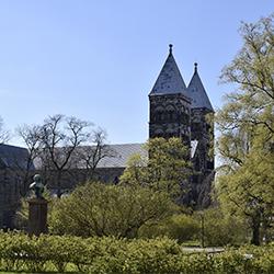 ข้อมูลเที่ยวประเทศสวีเดน :  วิหารลูเธอแรน (The Lund Cathedral)