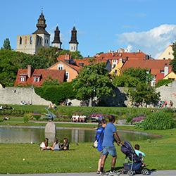 ข้อมูลเที่ยวประเทศสวีเดน :  เมืองฮันเซียติก วิสบี