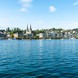 ข้อมูลเที่ยวสวิตเซอร์แลนด์ :  ทะเลสาบลูเซิร์น (Lucerne)
