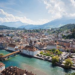 ข้อมูลเที่ยวสวิตเซอร์แลนด์ : เมืองลูเซิร์น (Lucerne)