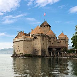 ข้อมูลเที่ยวสวิตเซอร์แลนด์ : เมืองมองเทรอซ์ (Montreux)