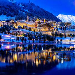 ข้อมูลเที่ยวสวิตเซอร์แลนด์ : เซนต์มอริทซ์