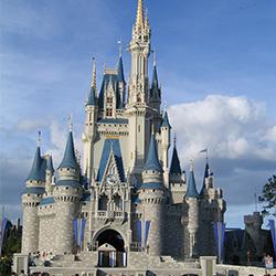 ข้อมูลเที่ยวอเมริกา : ดิสนีย์แลนด์ ( Disney)