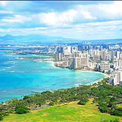ข้อมูลเที่ยวอเมริกา : โฮโนลูลู (Honolulu)