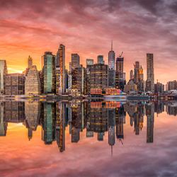 ข้อมูลเที่ยวอเมริกา : นิวยอร์ก ( New York )