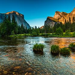 ข้อมูลเที่ยวอเมริกา : อุทยานแห่งชาติโยเซมิตี (Yosemite National Park)