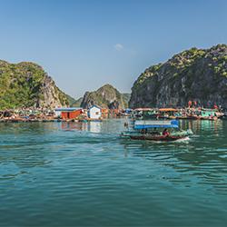 ข้อมูลเที่ยวเวียดนาม : อ่าวฮาลอง (Ha Long Bay)