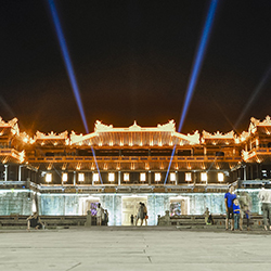 ข้อมูลเที่ยวเวียดนาม : พระราชวังทังลอง (Imperial Citadel of Thang Long)