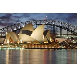 สถานที่ท่องเที่ยวที่น่าสนใจ และการเดินทางในออสเตรเลีย
