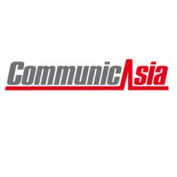 งานแสดงสินค้า สิงคโปร์ COMMUNIC ASIA 2014