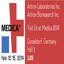 งานแสดงสินค้า เยอรมัน MEDICA 2014