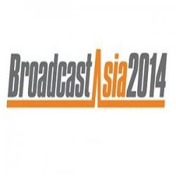 งานแสดงสินค้า สิงคโปร์ BROADCAST ASIA 2014
